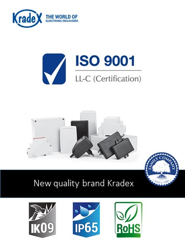 ISO 9001 for Kradex