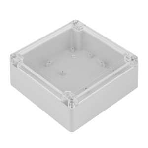 ZP135.135.60S: Enclosures hermetically sealed polycarbonate