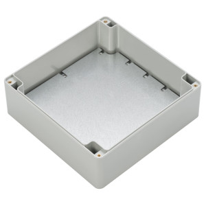 ZP150.150.60S: Enclosures hermetically sealed polycarbonate