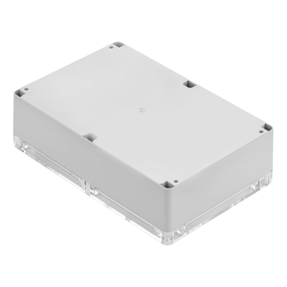 ZP210.140.60: Enclosures hermetically sealed polycarbonate