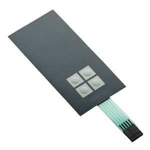 STD 22-05: Accessories membrane keypads