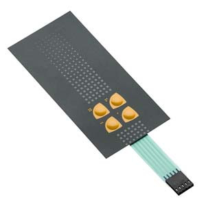 STD 22-05.2/1: Accessories Membrane keypads