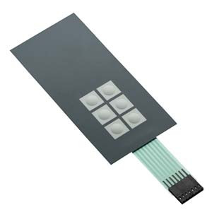 STD 23-07.1: Accessories Membrane keypads