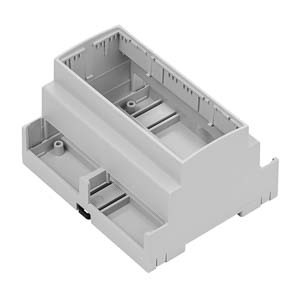ZD1006: Enclosures modular for din rail