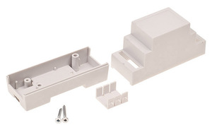 Z103: Enclosures modular for din rail