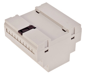 Z109: Enclosures modular for din rail