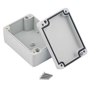 Z56S: Enclosures hermetically sealed with cast gasket