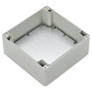 ZP120.120.60: Enclosures hermetically sealed polycarbonate
